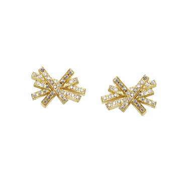 Diamond Heights Medium Earrings