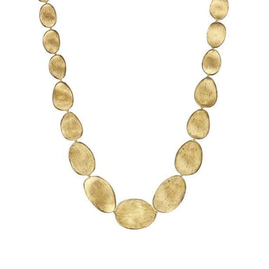 Lunaria Graduated Collar Necklace
