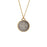 1867 Three Cent Nickel Pendant