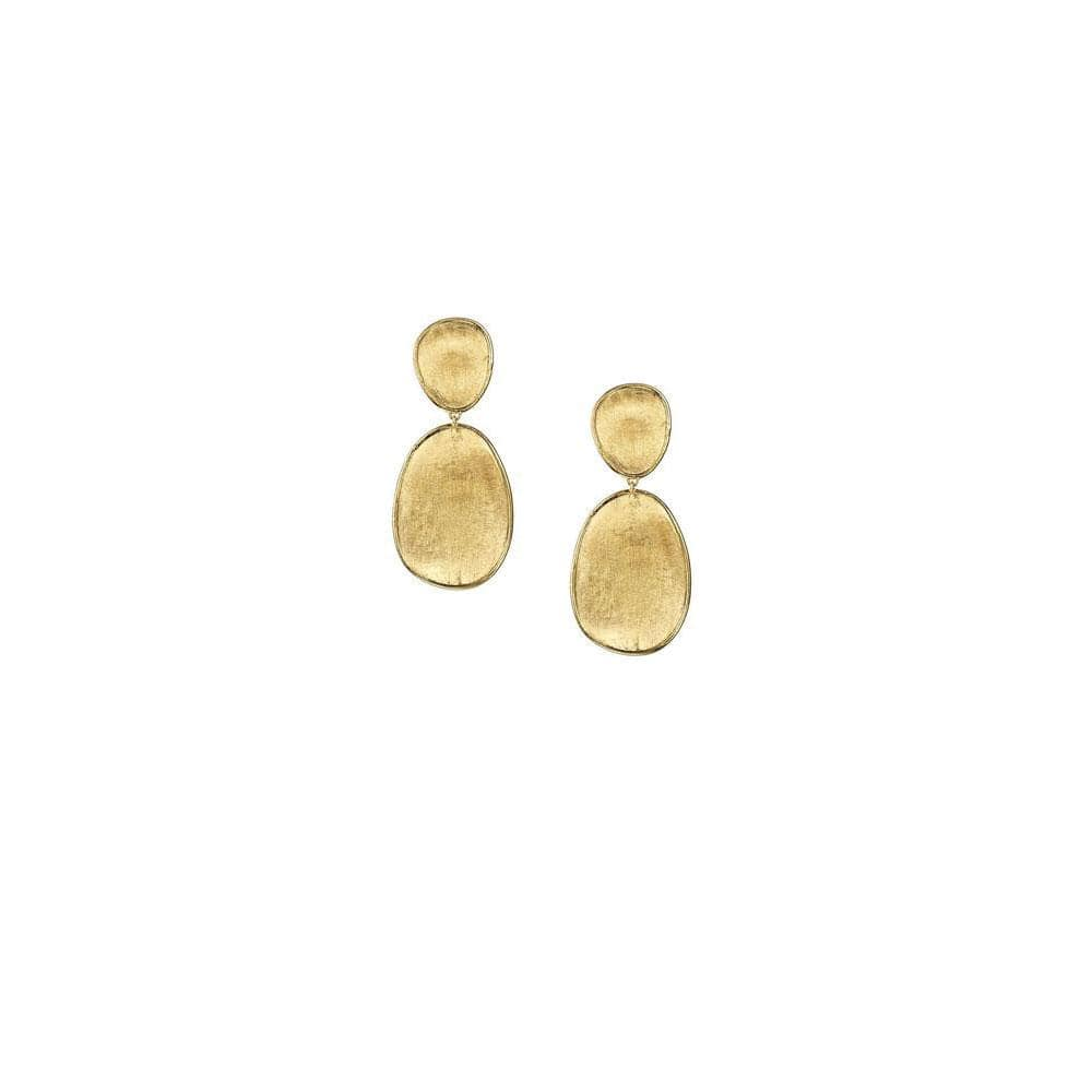 Lunaria Double Drop Earrings