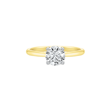 New Aire Solitaire Setting