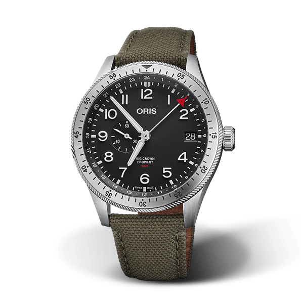 Big Crown ProPilot Timer GMT