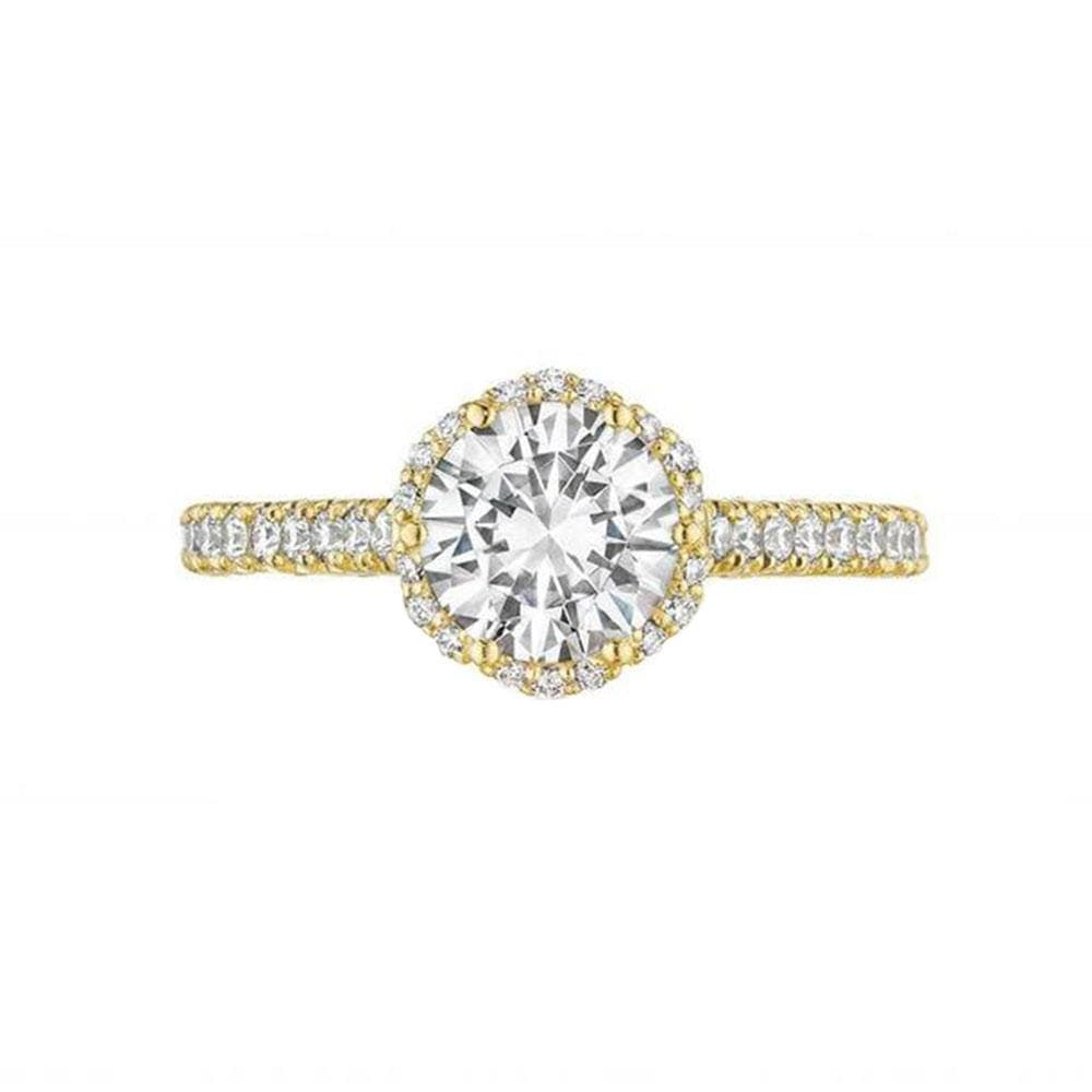 Tacori Gold Setting
