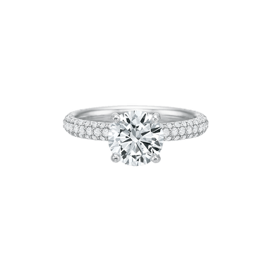 Diamond Pave Setting