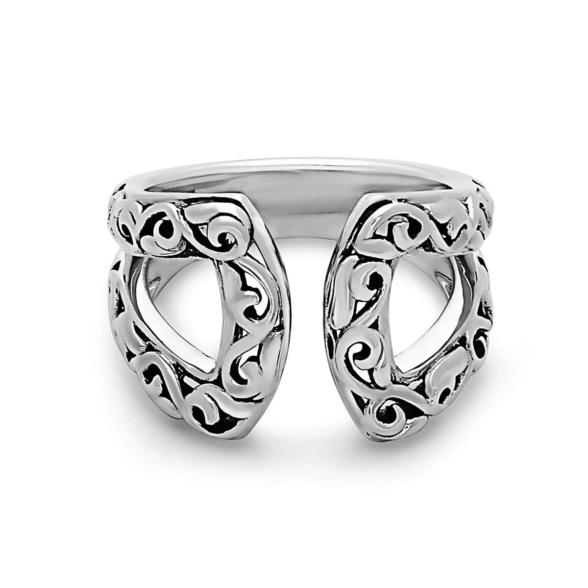 Sterling Silver Ivy Ring