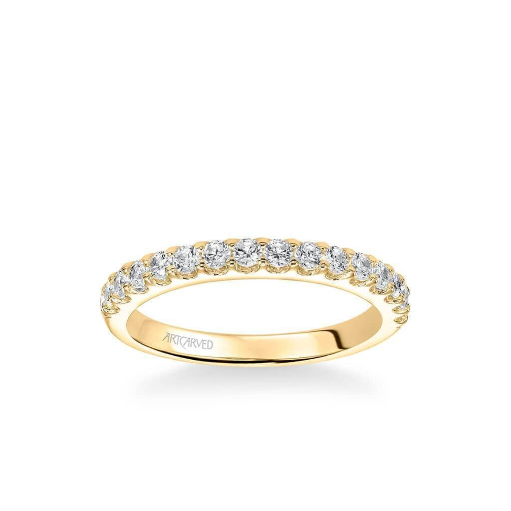 Genesis Classic Diamond Wedding Band