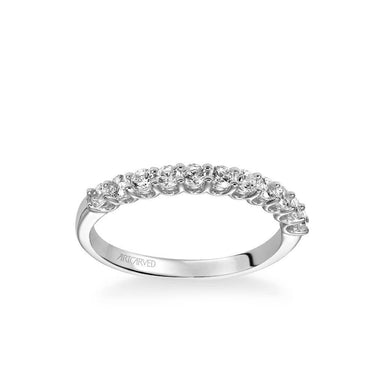 Leandra Classic Diamond Wedding Band