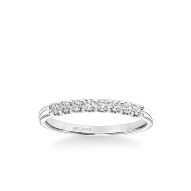 Erica Classic Diamond Wedding Band