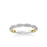 Ione Lyric Collection Contemporary Diamond Twist Wedding Band