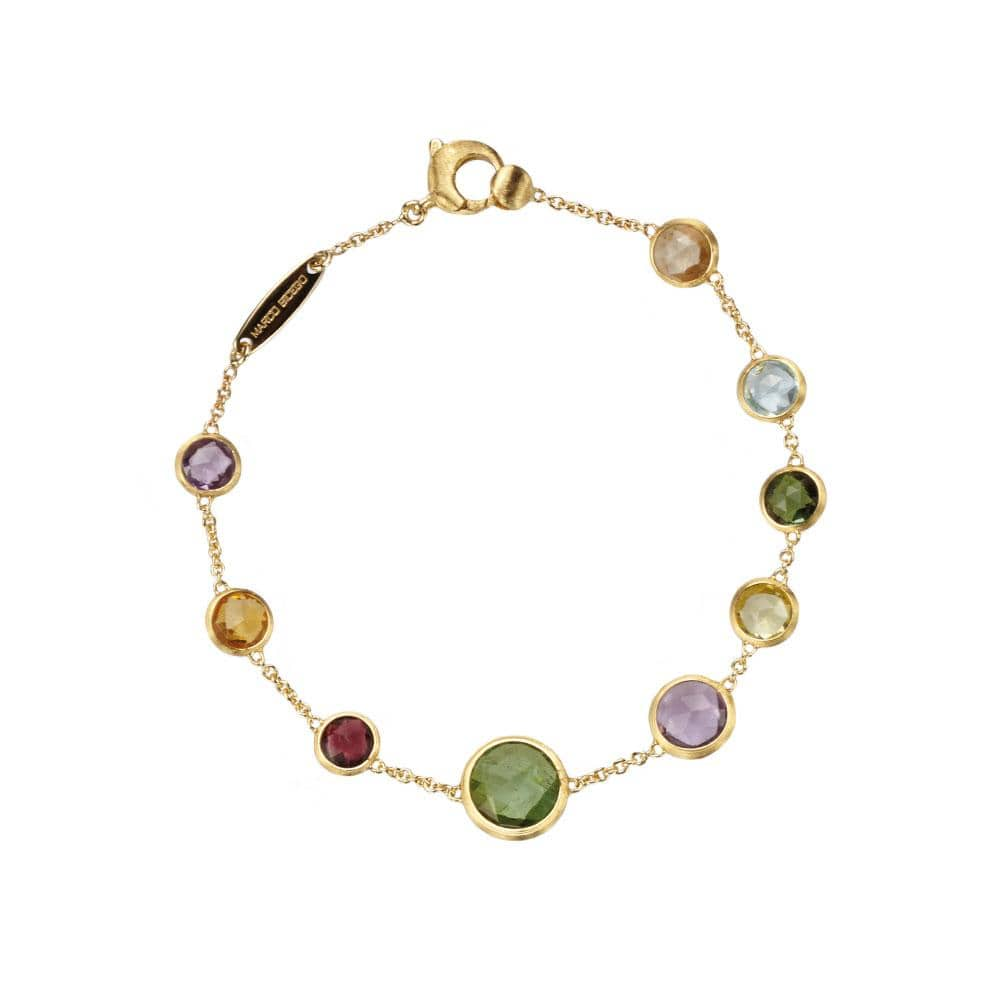 Jaipur Mixed Gemstones Bracelet