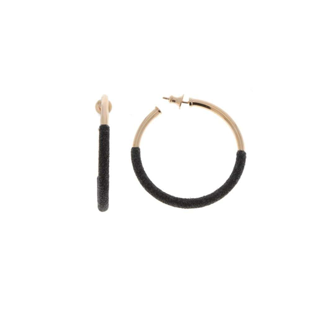Polvere Small Hoop Earrings