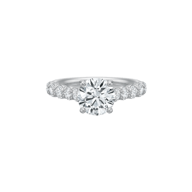 Diamond Flush Fit Pave Setting