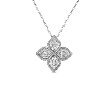LARGE PENDANT WITH DIAMONDS