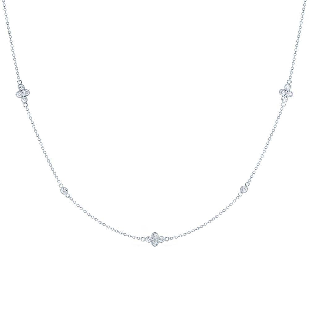Diamond Strings Collection Necklace