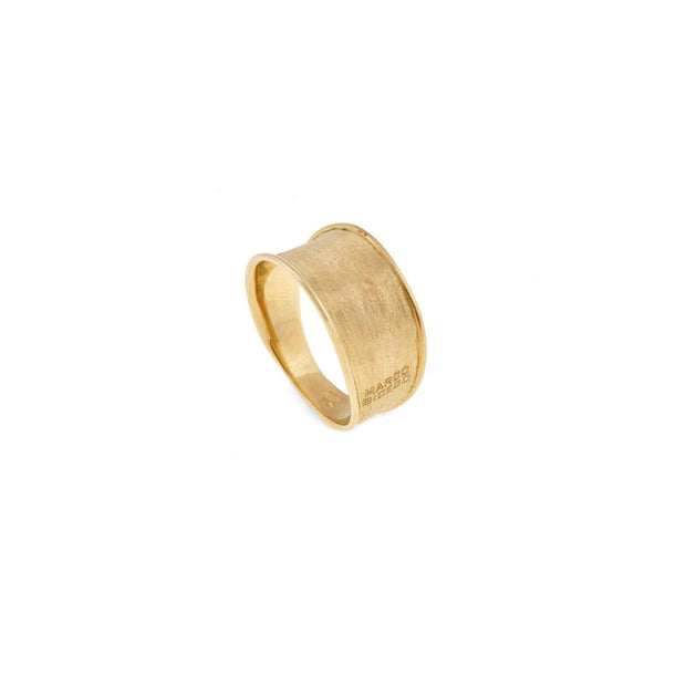 Lunaria Gold Narrow Ring