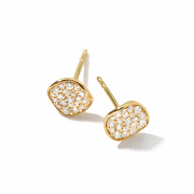 Stardust Mini Flower Stud Earring