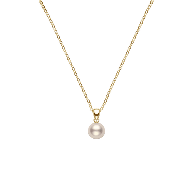 Akoya Pearl Everyday Essentials Pendant (A+ 7.5-7mm)