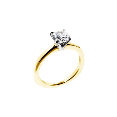 Nolita Solitaire Ring Mounting