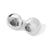 Classico Button Clip-On Earrings