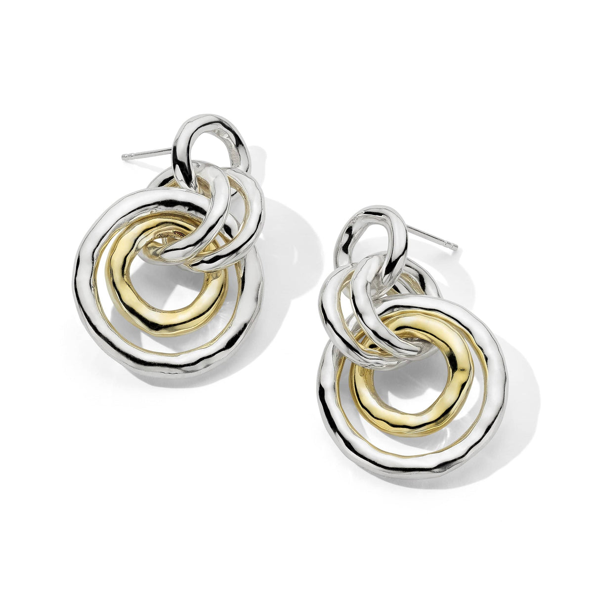 Chimera Classico Medium Jet Set Post Earrings