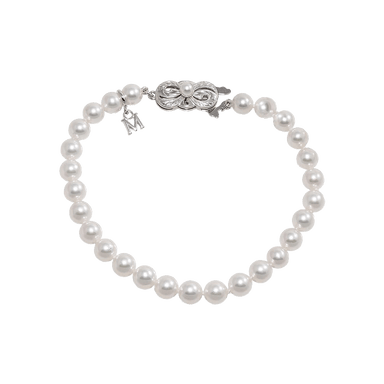 Akoya Pearl Everyday Essentials Bracelet (A 7.5-7mm)