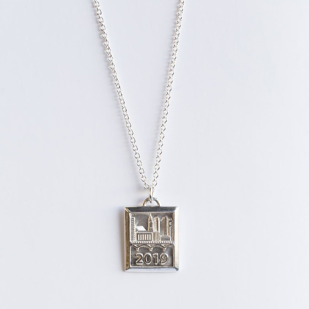 2019 Capital City Race Necklace