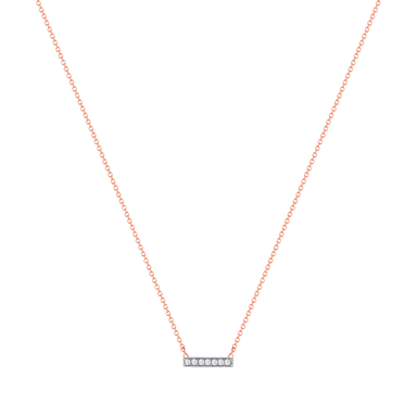 Sylvie Rose Bar Necklace