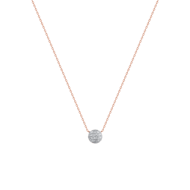 Diamond Lauren Joy Mini Necklace