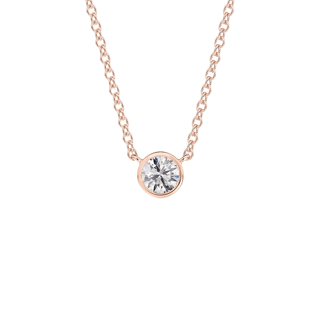 Diamond Tribute Collection Diamond by the Yard Necklace
