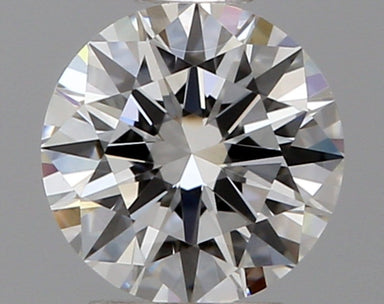 0.36 Carat D VVS1 Excellent Cut Round Diamond