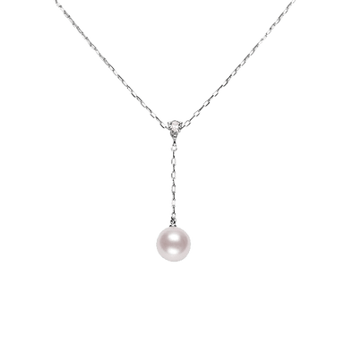 Akoya Pearl and Diamond Japan Collection Necklace
