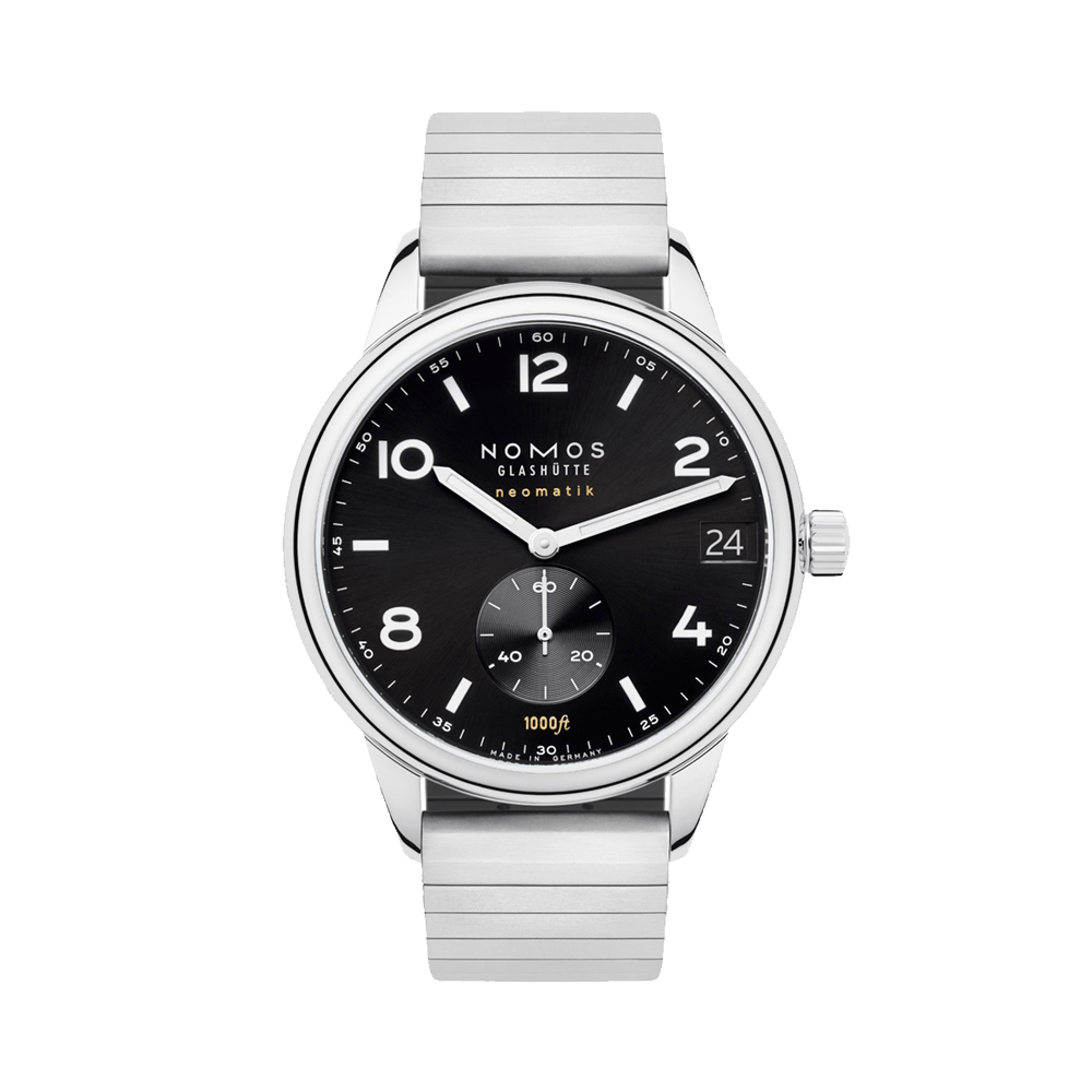 Club Sport Neomatik 42 Date Black