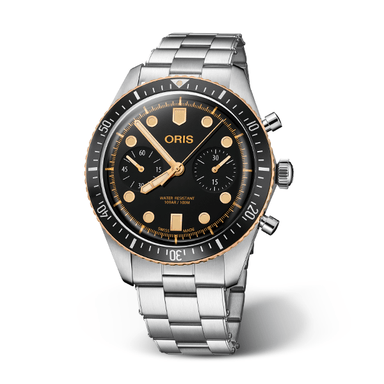 Divers Sixty-Five Chronograph