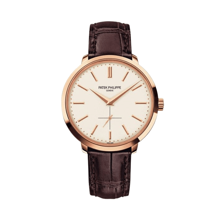 Calatrava Manual Rose Gold Watch 5123R-001
