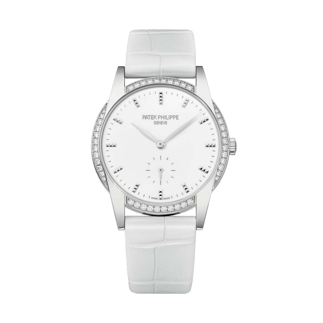 Calatrava White Gold Watch 7122/200G-001