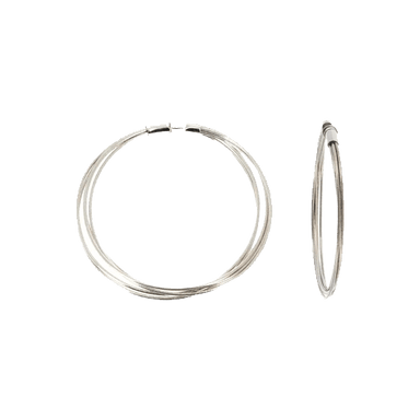 DNA Spring Medium Hoops