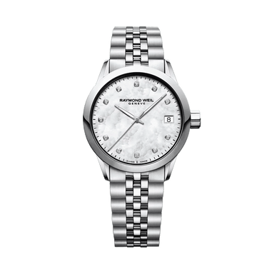 Freelancer Ladies Mother-of-Pearl Diamond Quartz Watch