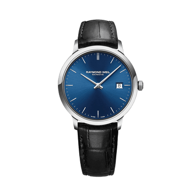Toccata Classic Men's Blue Dial Quartz Watch