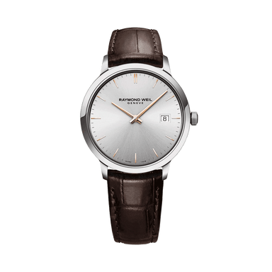 Toccata Classic Men's Silver Quartz Watch