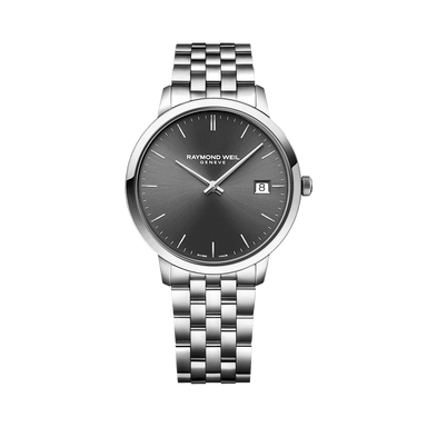 Toccata Classic Men's Steel Grey Dial Quartz Watch