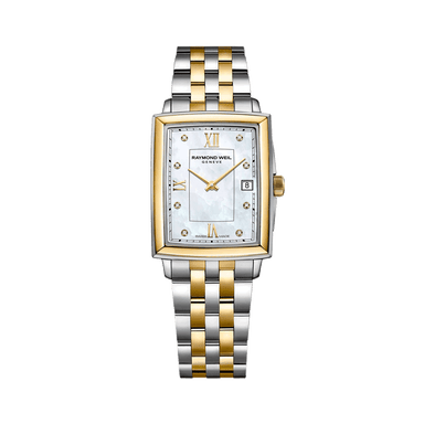 Toccata Ladies Two-Tone Diamond Quartz Watch