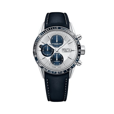 Freelancer Men's Blue Automatic Chronograph