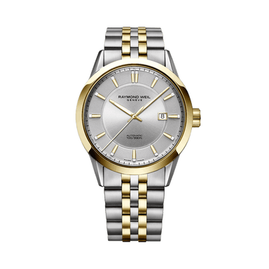 Freelancer Classic Men's Two-Tone Automatic Watch