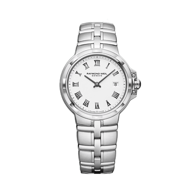 Parsifal Ladies Quartz Silver Watch