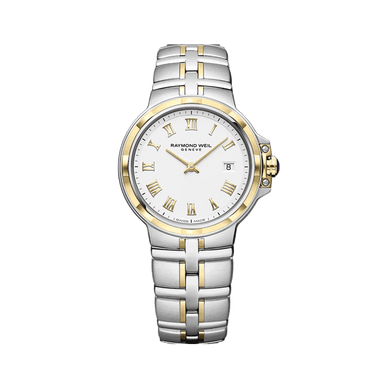 Parsifal Ladies White Dial Quartz Watch