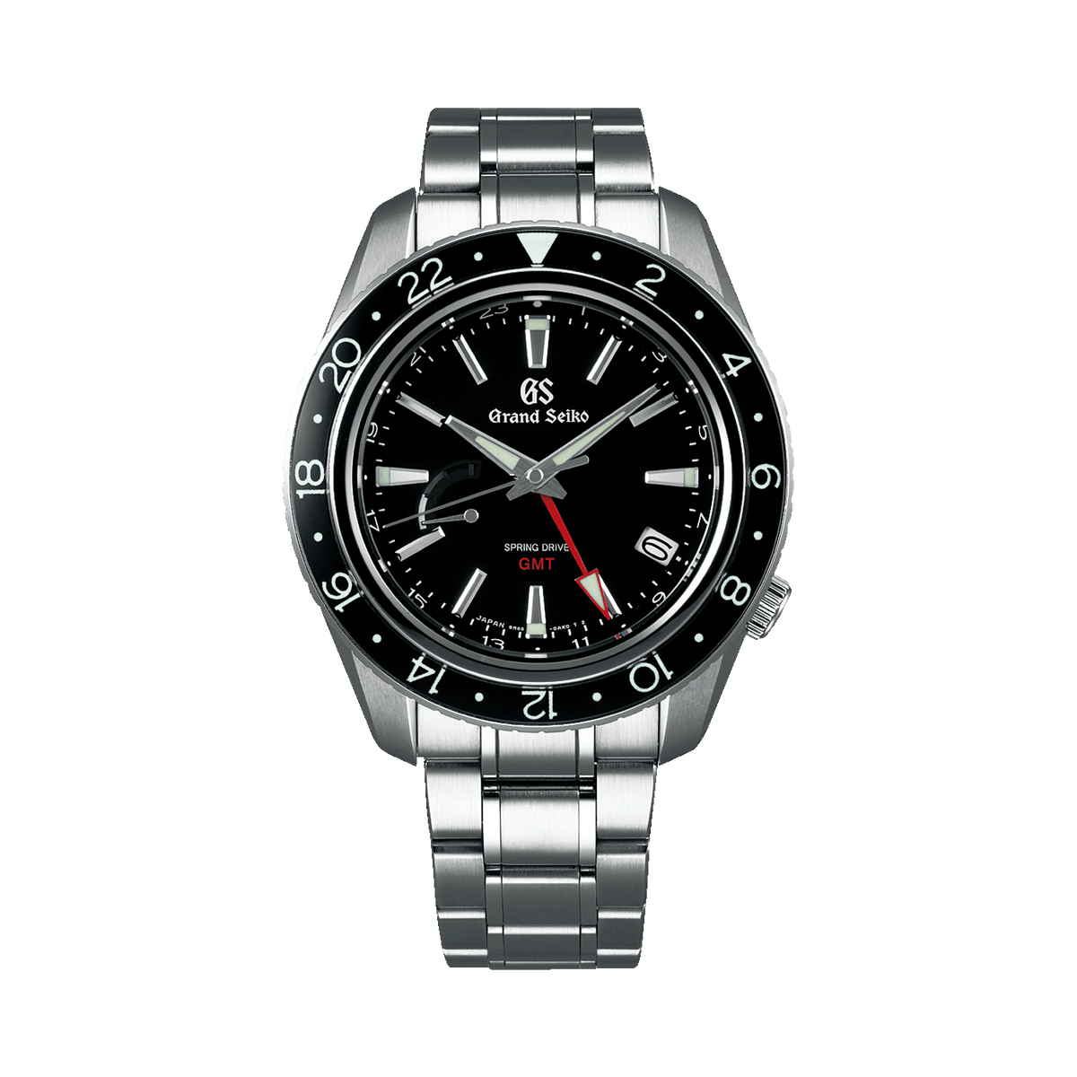 Spring Drive GMT Watch SBGE201