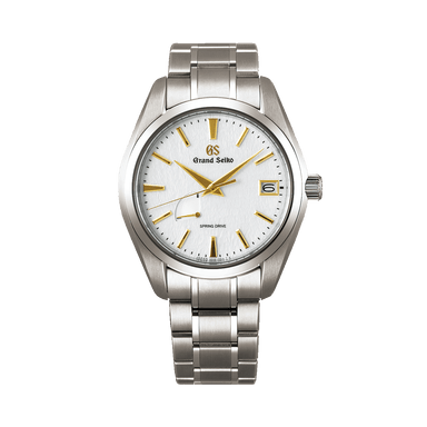 Spring Drive Bright Titanium Watch SBGA259