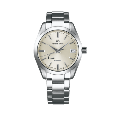 Spring Drive Champagne Dial Watch SBGA283