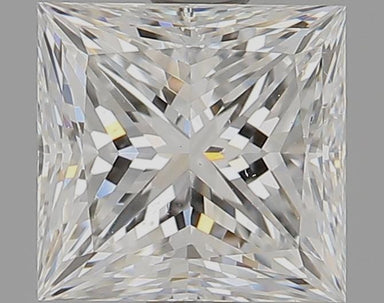 1.11 Carat E VS2 Princess Cut Diamond