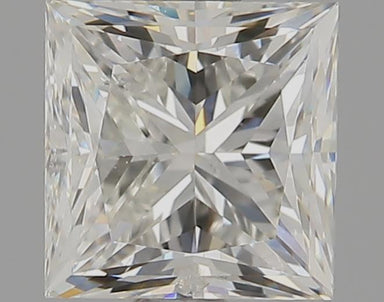1.04 Carat I I1 Princess Cut Diamond